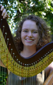 Brooke Knoll - harp soloist